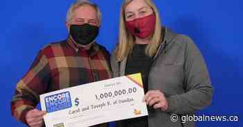 Dundas, Ont., couple win $1 million playing ENCORE