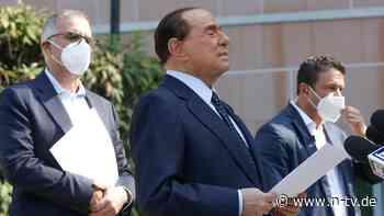Behandlung in Monaco: Berlusconi liegt mit Herzproblemen in Klinik