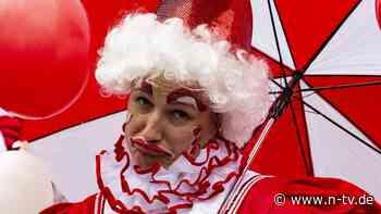 Weiberfastnacht und Rosenmontag: Köln ordnet Dienst zum Karneval an