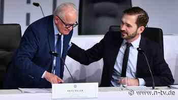 """Sechs """"Anklagepunkte"""" liegen vor: Der DFB-Machtkampf geht in den Showdown"""