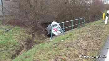 Tod im Graben: 75-Jähriger kommt von gerader Strecke in Greven ab - NOZ