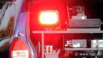 18-Jähriger fährt im Kreis Steinfurt mit 111 Stundenkilometern durch 50er Zone - NOZ