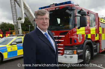 Fire station could become new base for Essex Police - Harwich and Manningtree Standard