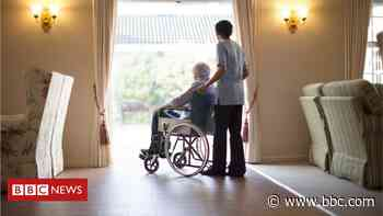 Covid: Essex care homes advised to stop social visits - BBC News