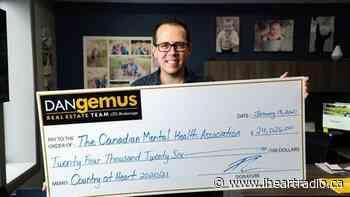 Canadian Mental Health Association Windsor-Essex Receives $24-K Donation - AM800 (iHeartRadio)