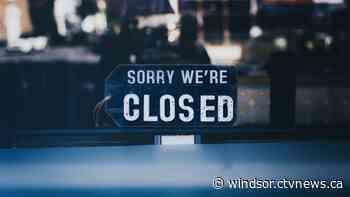 Lockdown 2.0: Windsor-Essex could face more restrictions - CTV News Windsor