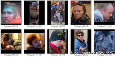 FBI Seeks Identities Of More People Photographed At US Capitol Riots