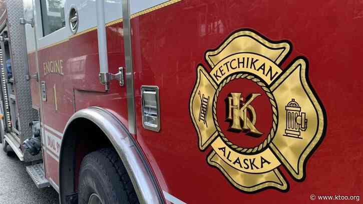 Ketchikan fire survivor says husband died trying to save her daughter