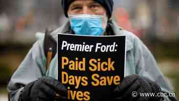 Federal sickness benefit falls short of paid sick leave protections, advocates say