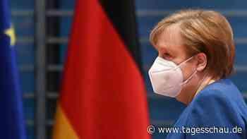 Corona-Krise: Merkel will Bund-Länder-Runde vorverlegen