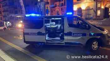 Schiamazzi nel centro storico, due giovani fermati a Potenza - Basilicata24
