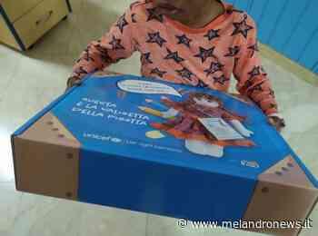 Younicef Potenza, giocattoli sospesi per regalare un sorriso ai piccoli ospiti dello Sprar di Tito - Melandro News