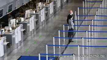 Neues Notfall-Logistikzentrum am Frankfurter Flughafen - Süddeutsche Zeitung