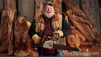 Iconic Hope chainsaw carver Pete Ryan has passed away