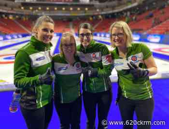 Silvernagle left out in Scotties selection - 620 CKRM.com