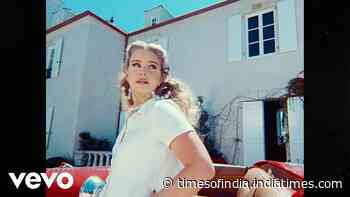 Watch Latest English Song Official Music Video - 'Chemtrails Over The Country Club' Sung By Lana Del Rey - Times of India