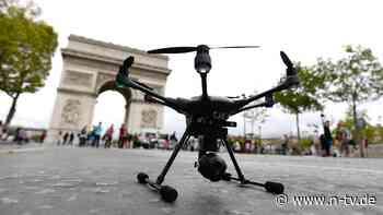 Keine Rechtsgrundlage: Paris für Corona-Schnüffel-Drohnen gerügt