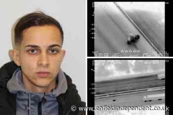 Teen jailed after pursuit across London and three counties