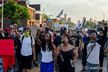 Judge Dismisses Cases Against 28 Detroit Black Lives Matter Protesters - WDET