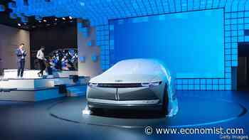 CES upstages the Detroit Motor Show as cars go electronic - The Economist
