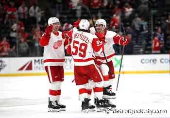 Detroit Red Wings name captain but need wholesale culture change - Detroit Jock City
