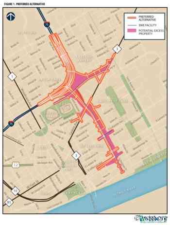 I-375 Improvement Project in Detroit Seeks Public Feedback - WDET