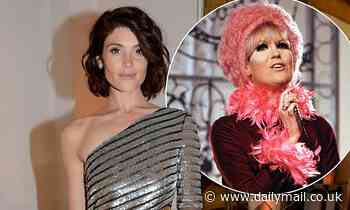 Gemma Arterton claims she is 'TERRIFIED' of portraying singer Dusty Springfield in a biopic - Daily Mail