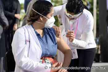 Llama doctora vacunada contra COVID en San Luis Potosí a 'seguirse cuidando' - El Siglo Durango