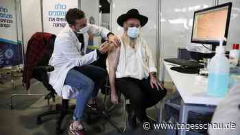 Liveblog: ++ Zwei Millionen Impfungen in Israel ++