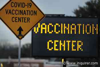 Pa. will move next week to start vaccinating people 65 and older; Atlantic City vaccine mega site to open soon - The Philadelphia Inquirer