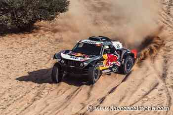 Peterhansel y Mini acarician el triunfo en el Dakar 2021 a falta de una etapa - La Voz de Almería