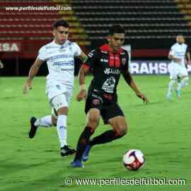 Johan Venegas marcó doblete y le dio el triunfo a la Liga en el inicio del Clausura 2021 - perfilesdelfutbol.com