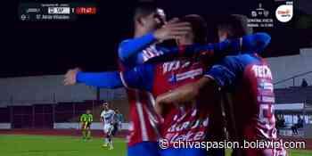 Video: Adrián Villalobos marcó un golazo en el triunfo de Tapatío CD ante Pumas Tabasco - Chivas Pasión - Bolavip