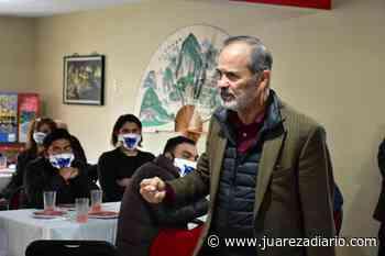 Propone Madero receta tradicional panista para el triunfo - Juárez a Diario