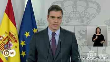 """España trabajará con EE. UU. """"por el triunfo de la democracia"""" - Deutsche Welle"""