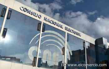 Cuatro vocales del CNE presentaron recusación contra jueces del TCE