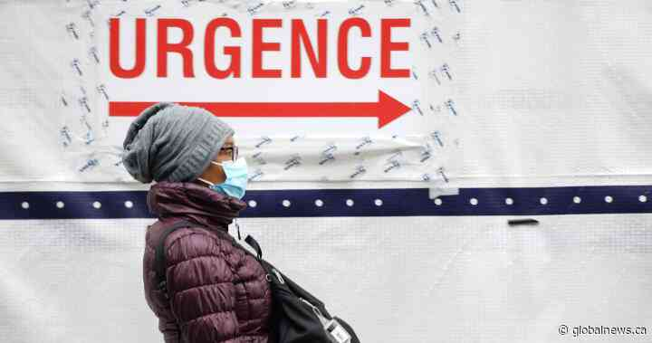 Quebec reports 2,132 new coronavirus cases, 64 additional deaths - Global News