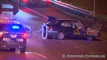 Quebec provincial police reports more fatal accidents in 2020, especially on motorcycles - CTV News Montreal