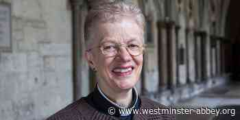 Abbey mourns the Reverend Jane Sinclair - Westminster Abbey