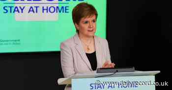 Nicola Sturgeon blames Westminster for removal of vaccine plan from Scottish Government website - Daily Record