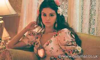 Selena Gomez releases the cover art for her upcoming single De Una Vez