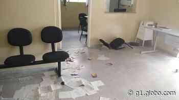 Unidade de saúde interrompe atendimento à população em Osvaldo Cruz após paciente ameaçar e agredir funcionárias do local - G1