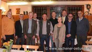 Simmerath: CDU Simmerath: Dautzenberg gibt Amt nach zehn Jahren weiter - Aachener Zeitung