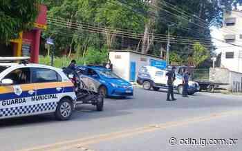 GM e PM fazem ação para coibir motos irregulares em Volta Redonda - O Dia