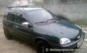 Carro é furtado no Retiro, em Volta Redonda - Destaque Popular