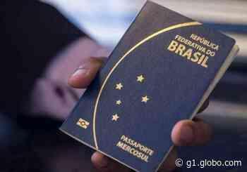 Volta Redonda registra queda na emissão de passaportes em 2020; saiba como tirar - G1