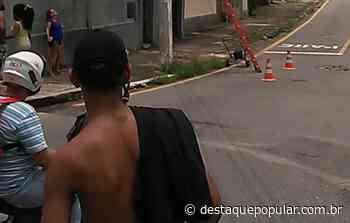 Trabalhador morre eletrocutado no Eucaliptal, em Volta Redonda - Destaque Popular