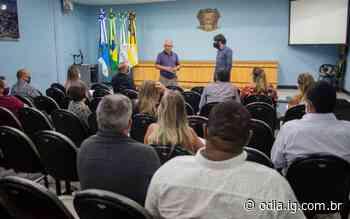 Reunião de transição de governo é realizada em Volta Redonda - O Dia