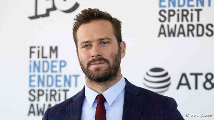 He wanted to 'barbeque and eat me': Actor & Trump hater Armie Hammer's ex-girlfriend feeds cannibal fantasy rumors