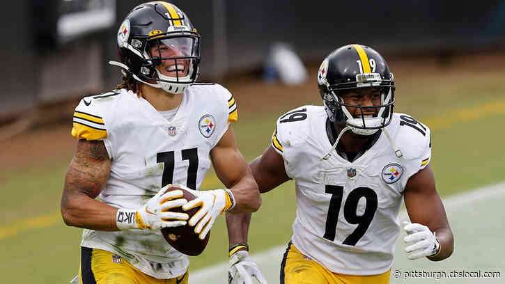 Pittsburgh Steelers WR Chase Claypool Says Cleveland Browns Were 'Super Classless'